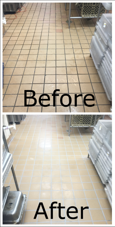 Kitchen Regrout