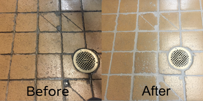 Tile and Grout - IMPERIAL SOLUTIONS