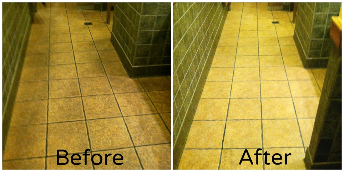 Floor Restoration - IMPERIAL SOLUTIONS