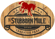 THE STUBBORN MULE