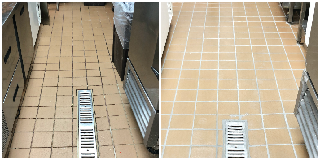 COOK LINE REGROUT