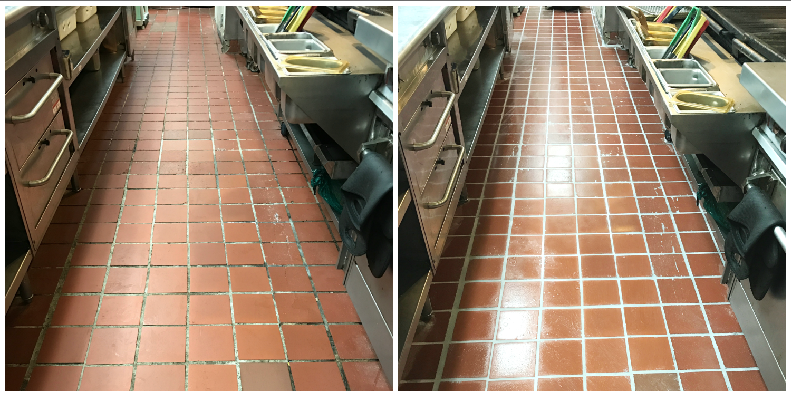 RESTAURANT TILE REPAIR