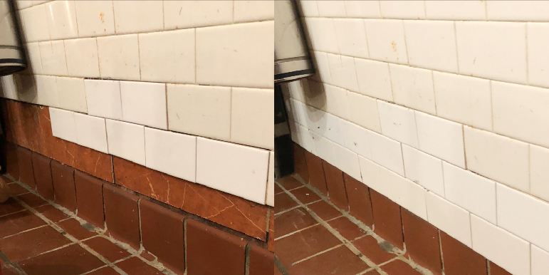 SUBWAY TILE REPAIR